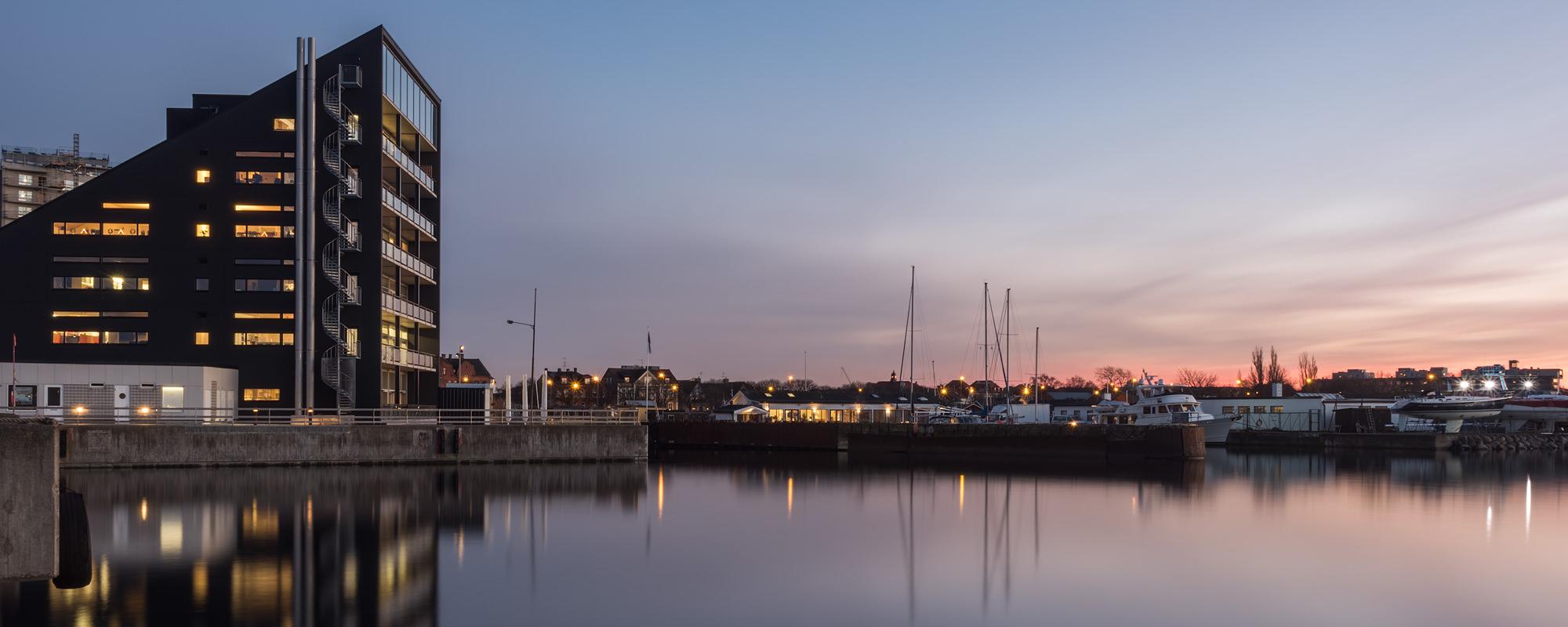 Dragörkajen på Limhamn av Marcus KS