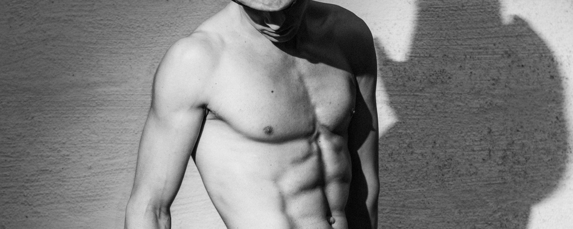 Fitness Porträtt av Marcus Karlsson Säll